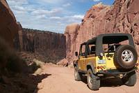 Yellow Rover Goes to Moab 2000-04-13
