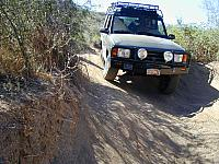 Trail 42 June 17, 2001