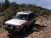 Armando's well equipped Discovery Series II