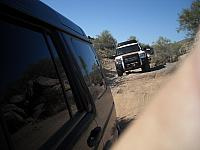 AZ LR Rally - Bulldog Canyon Day1