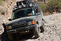 AZ Land Rover Rally Box Canyon Day 2