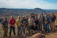 2015 Bill Burke Trail Leader Training