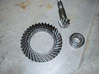 Ring and Pinion R&R  Photos