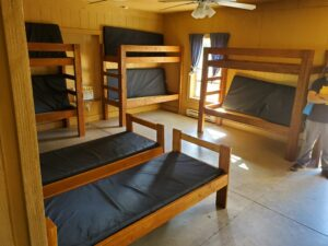 Triangle Y Cabin