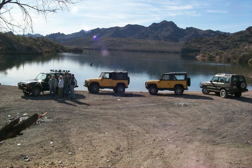 Saguaro Lake Coves