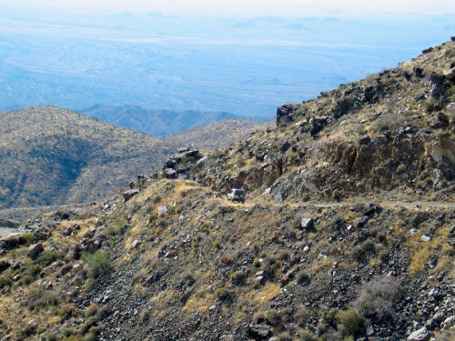 Harquahala Peak