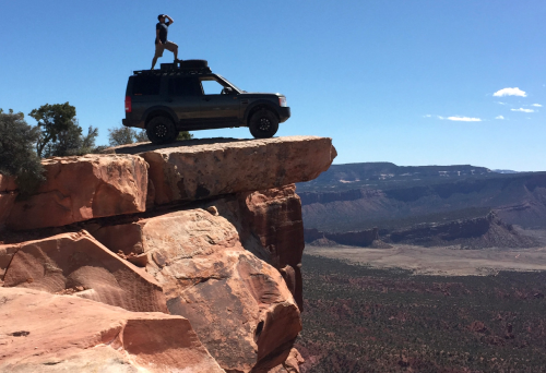 Moab (various trails)