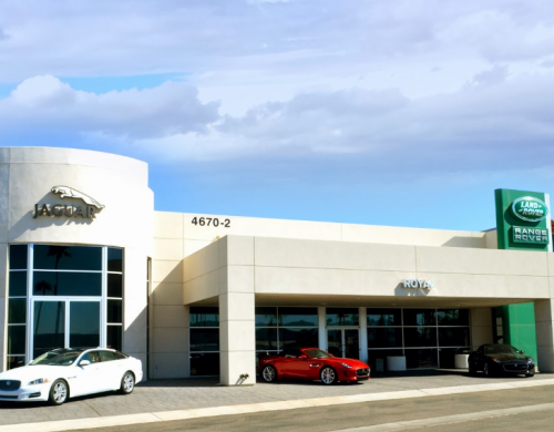 Royal Land Rover Tucson (Tucson Mtg Location)