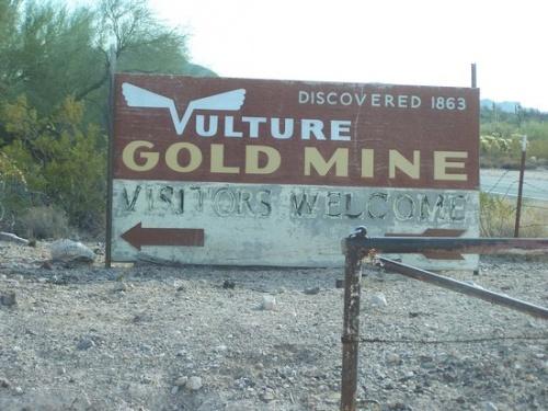 Vulture Mine