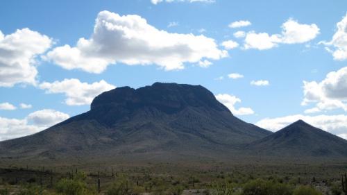 Woosley Peak