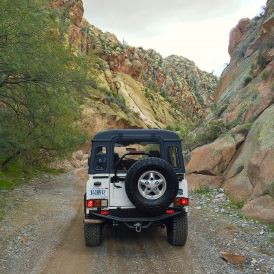 Box Canyon - December 2015