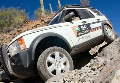 2008 Arizona Land Rover Rally