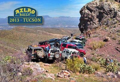 2013 Arizona Land Rover Rally