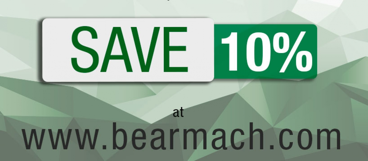 Bearchmach Discount Code