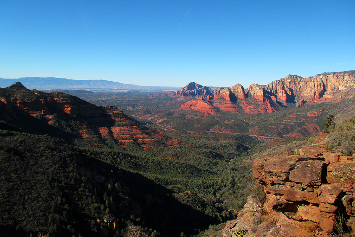 Recent Trail Run: Sedona